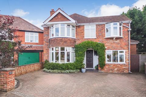 4 bedroom detached house for sale - Salcombe Drive, Earley, Reading, RG6