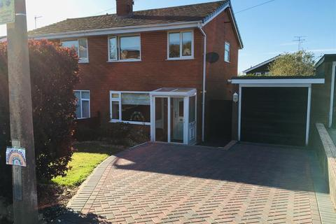 3 bedroom semi-detached house for sale - St. Andrews Road, Colwyn Heights, Colwyn Bay