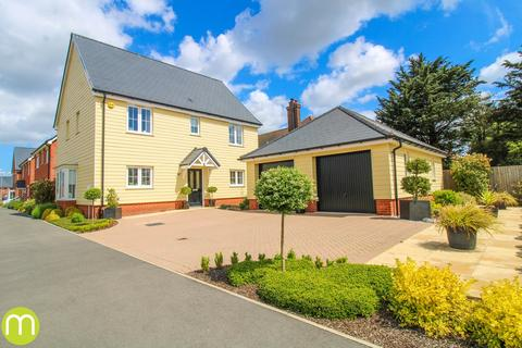 4 bedroom detached house for sale - Sealion Approach, Stanway, Colchester, CO3