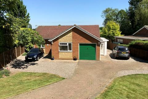 2 bedroom detached bungalow for sale - Dowsdale Bank, Crowland, Peterborough, PE6