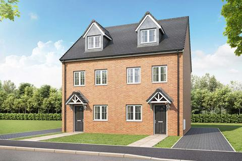 Linden Homes - Walkmill Place - Plot 223, The Souter at Norton Hall Meadow, Norton Hall Lane, Norton Canes WS11