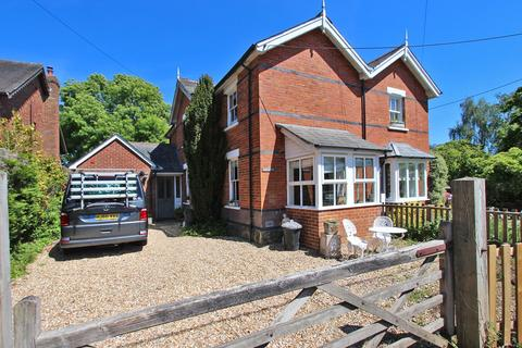 4 bedroom semi-detached house for sale - Station Road, Sway, Lymington, Hampshire, SO41