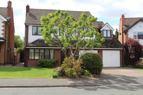 4 bedroom detached house for sale - HAZEL GROVE (CHEVIOT ROAD)