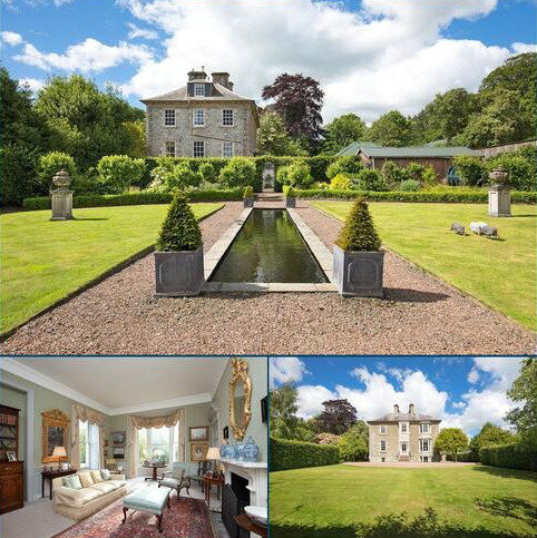 6 bedroom equestrian property for sale - Orchard House, Hawick, Roxburghshire, TD9