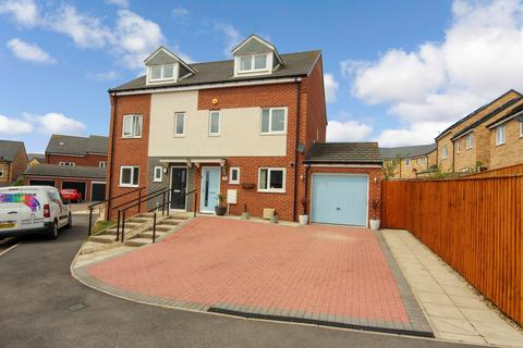3 bedroom semi-detached house for sale - Oldwood Close,  Newton Aycliffe, DL5 4FA