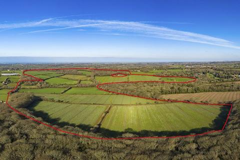 Farm for sale - Clowance Barton Farm, Praze, Camborne, Cornwall, TR14