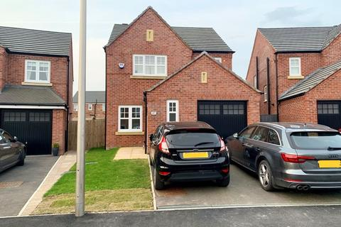 3 bedroom detached house for sale - Range Drive, Standish, WN6 0GU