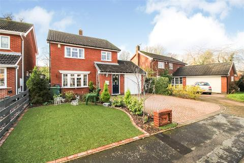 3 bedroom detached house for sale - Farmers Close, Glenfield, Leicester, Leicestershire, LE3
