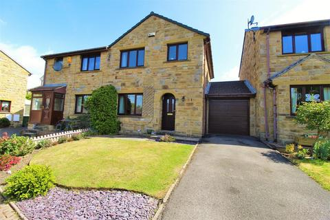 3 bedroom link detached house for sale - Rushfield Vale, Fenay Bridge, Huddersfield, HD8 0BX