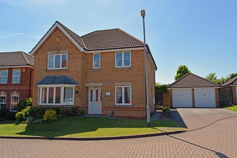 4 bedroom detached house for sale - Lobelia Drive, Bottesford, Scunthorpe