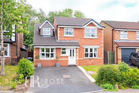4 bedroom detached house for sale - Knebworth Close, Clayton-Le-Woods, Chorley