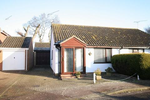 2 bedroom semi-detached bungalow for sale - Eckersley Drive, Fakenham, NR21 9RY