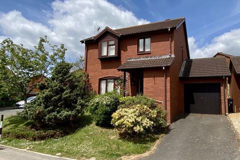3 bedroom detached house for sale - Ilex Close, Exeter