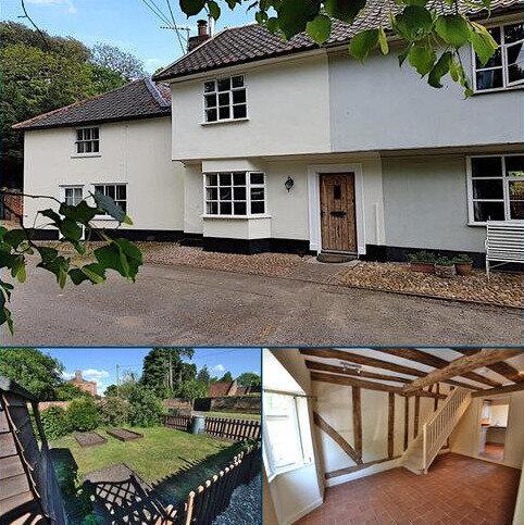 2 bedroom terraced house for sale - New Buckenham