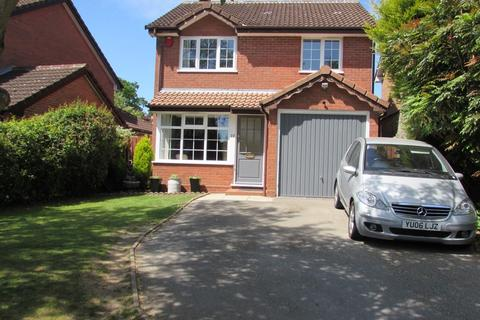 3 bedroom detached house for sale - Heyford Grove, Solihull