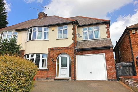 5 bedroom semi-detached house for sale - Harborough Road, Oadby