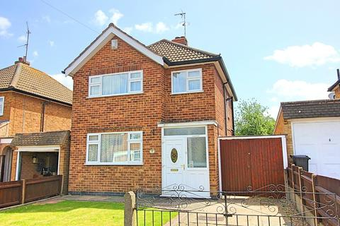 3 bedroom detached house for sale - Heathfield Road, Wigston
