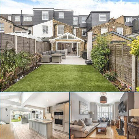 5 bedroom terraced house for sale - Franche Court Road, Earlsfield