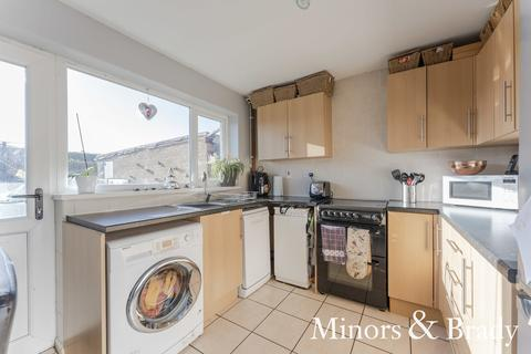 2 bedroom end of terrace house for sale - Marlborough Green Crescent, Martham