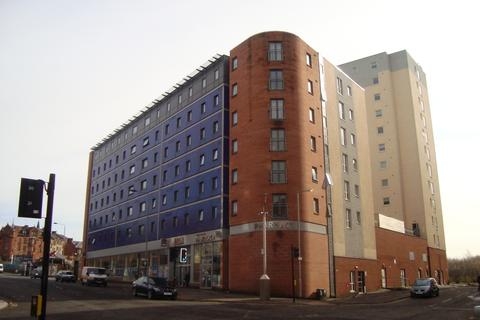 Studio to rent - Blackfriars Road, Merchant City, Glasgow G1
