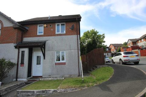 2 bedroom end of terrace house to rent - Winstanley Walk, Efford, PL3 6PA