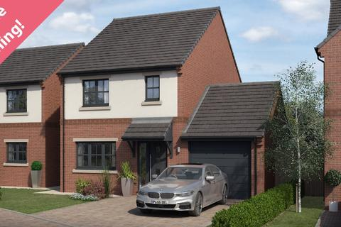 3 bedroom detached house for sale - Plot 19, The Hickory at Astral Park, Off Durham Road, Thorpe Thewels, Stockton on Tees TS21