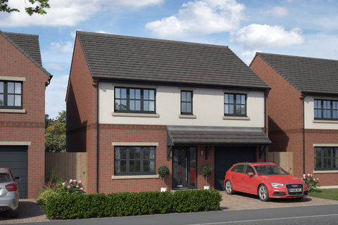 4 bedroom detached house for sale - Plot 26, The Maple at Astral Park, Off Durham Road, Thorpe Thewels, Stockton on Tees TS21
