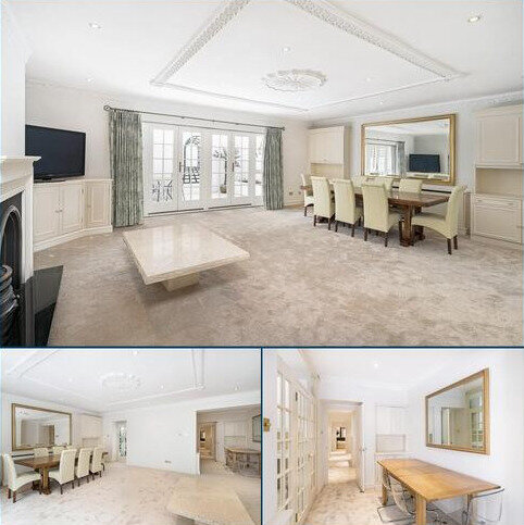 3 bedroom flat to rent - Lancaster Gate, Hyde Park, London, W2