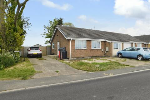 3 bedroom semi-detached bungalow for sale - Skegness Road, Chapel St. Leonards, Skegness, PE24 5UQ
