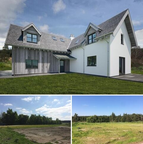 4 bedroom property with land for sale - Plot 1 Wester Greens, Dunphail, Forres IV36