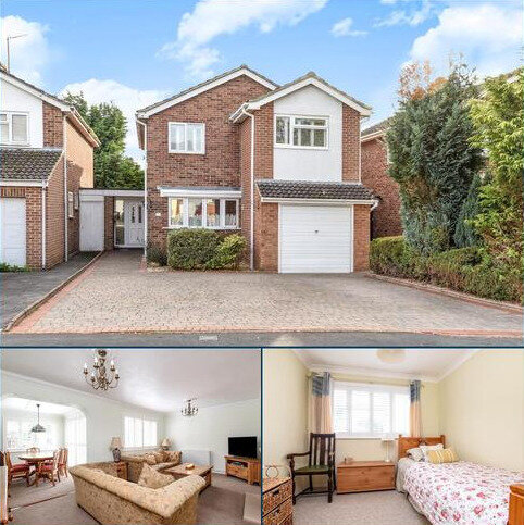 4 bedroom link detached house for sale - Chalgrove, Oxford, OX44