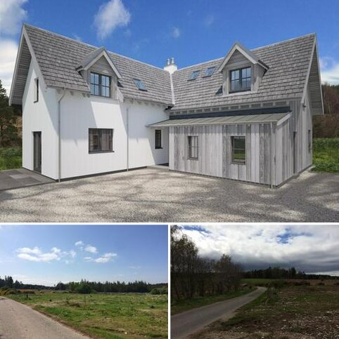 4 bedroom property with land for sale - Plot 2 Wester Greens, Dunphail, Forres IV36