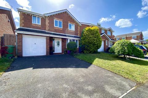 4 bedroom detached house for sale - Burghill Road, Croxteth Park, Liverpool