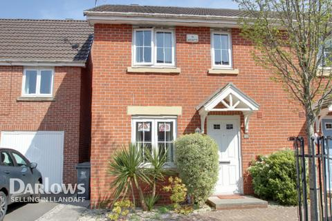 3 bedroom end of terrace house for sale - Maes Y Llech, Cardiff