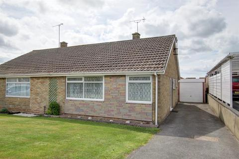 2 bedroom semi-detached bungalow for sale - Harewood Avenue, Bridlington, YO16 7QD
