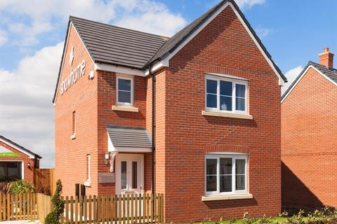 3 bedroom detached house for sale - Plot 54, The Hatfield at Hawkers Place, Lovesey Avenue, Watnall Road NG15