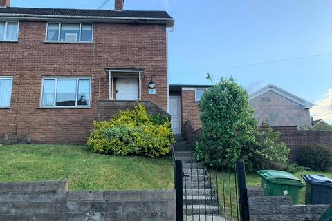 2 bedroom semi-detached house for sale - Ilfracombe Crescent, Llanrumney, Cardiff. CF3
