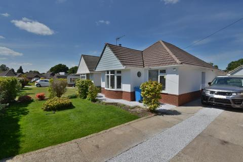 2 bedroom bungalow for sale - Apsley Crescent, Poole, BH17 7LX