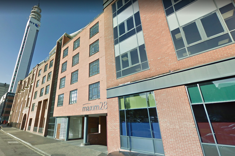 1 bedroom apartment to rent - 28 maxim, 21 lionel street , jewellery quarter , birmingham B3