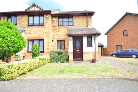 2 bedroom semi-detached house to rent - Elliott Avenue, Eastcote, Middlesex, HA4 9LY