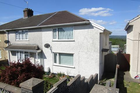3 bedroom end of terrace house for sale - Carmel Road, Winch Wen, Swansea, City And County of Swansea.