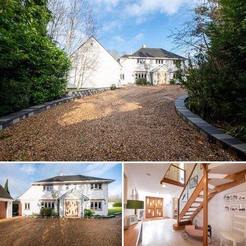6 bedroom detached house for sale - Greenway Lane, Charlton Kings, Cheltenham, Gloucestershire, GL52.