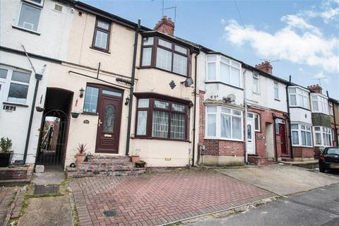 3 bedroom terraced house to rent - Chester Avenue , Luton LU4