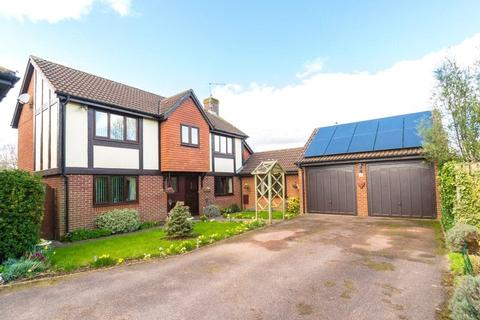 4 bedroom detached house for sale - Prince Grove, Abingdon, Oxfordshire, OX14