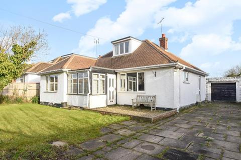 3 bedroom detached bungalow for sale - Farmoor, Oxford, OX2