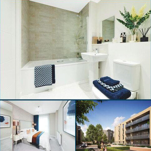 1 bedroom apartment for sale - Plot 28, Discovery_1 Bed at Discovery, Naseberry Court, Larkshall Road, Highams Park E4