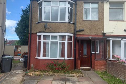 3 bedroom semi-detached house to rent - Shelley Road , Luton LU4