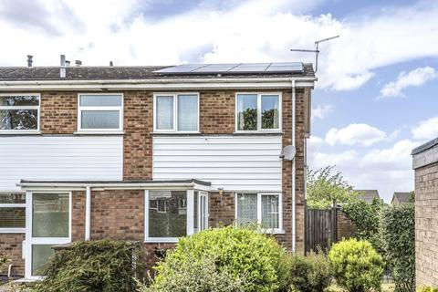2 bedroom end of terrace house for sale - Coleraine Close, Lincoln, LN5