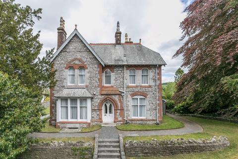 4 bedroom detached house for sale - 15 Sedbergh Road, Kendal, Cumbria LA9 6AD