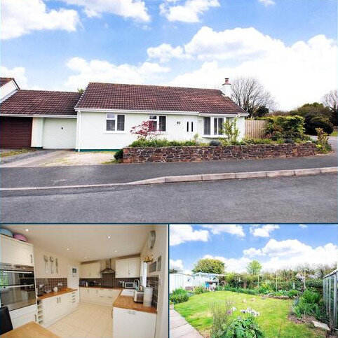 3 bedroom bungalow for sale - Prouts Way, Tregadillett